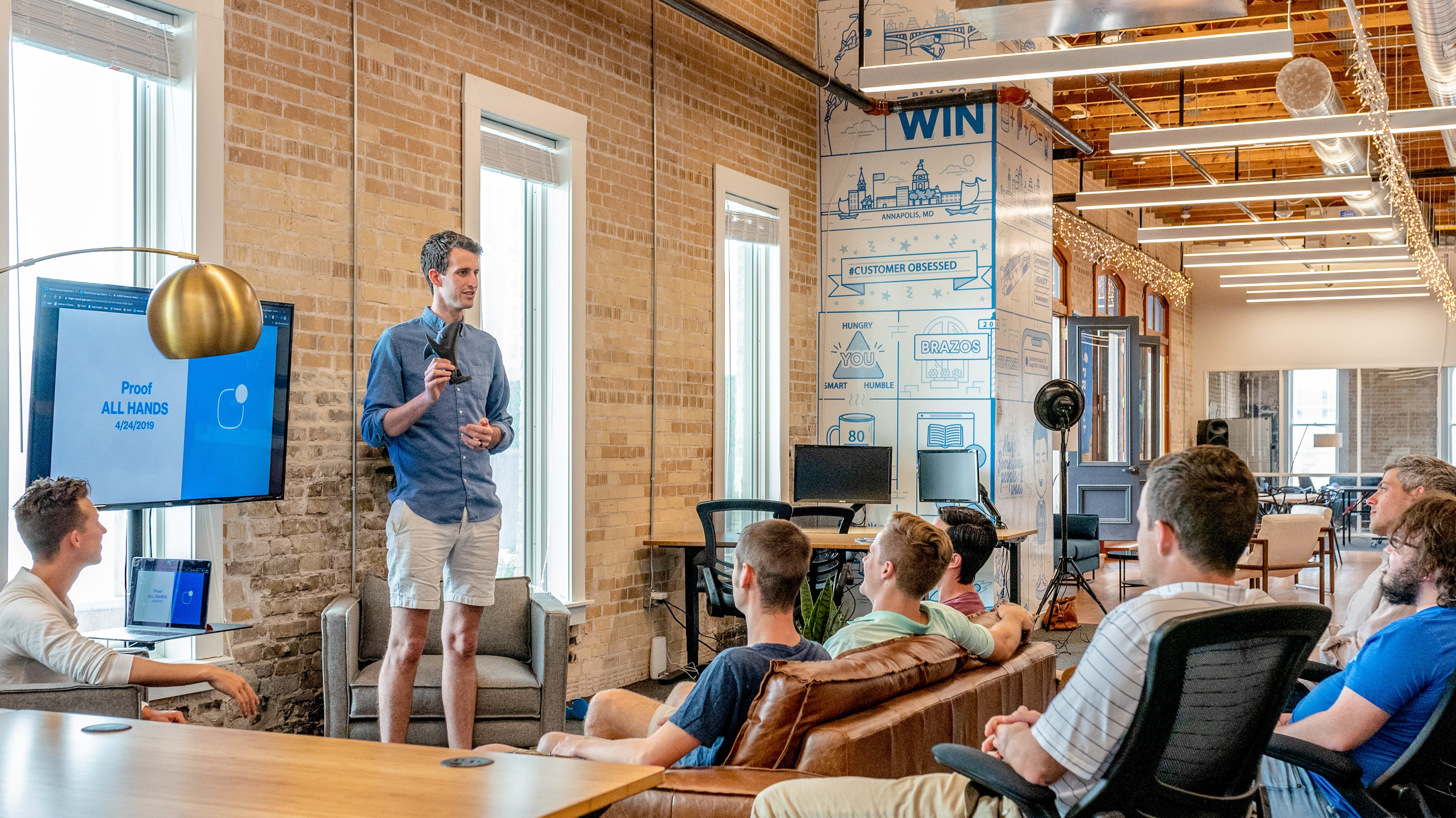 Creating An Office Space That Attracts Startups