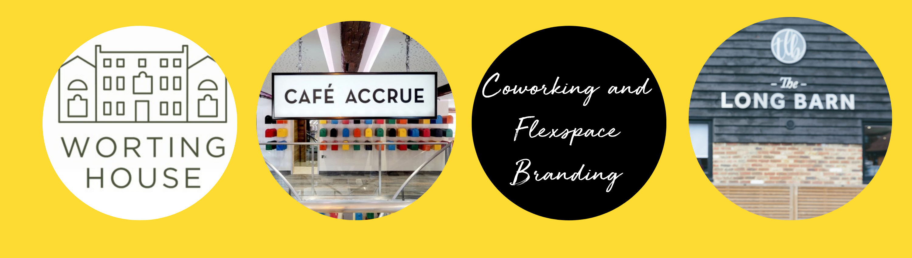 Coworking and Flexspace Branding