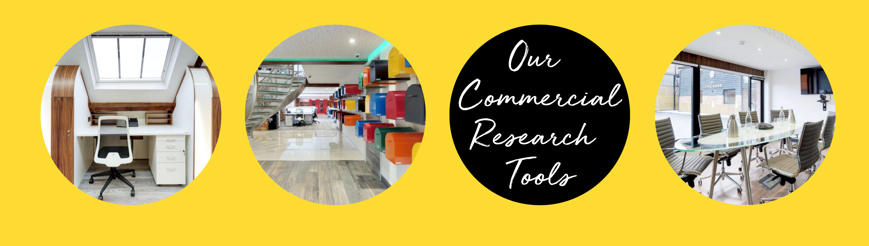 Our Commercial Research Tools